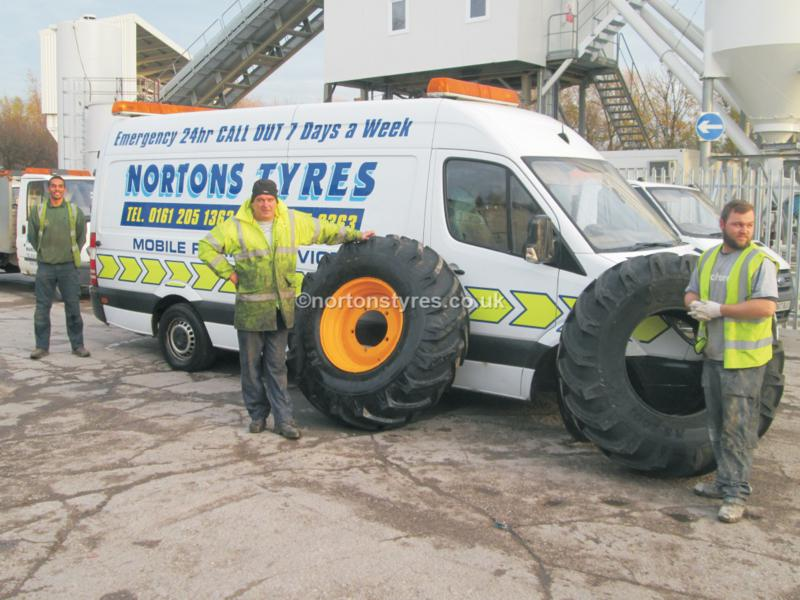 Tyres Manchester Nortons Mobile Fitting Branded & Budget Car ...